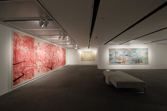 Memories of West Lake, installation view