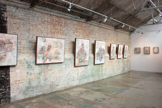 Word To Mother: Too Blessed To Be Stressed, installation view