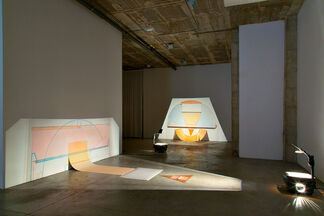 Amba Sayal Bennett - Users and Borrowers and Keepers, installation view