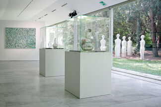 Jing Shen - The act of painting in contemporary China, installation view