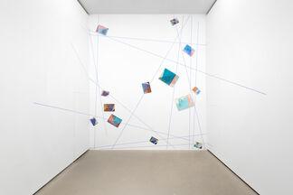 Akos Birkas: IM WANDEL, installation view