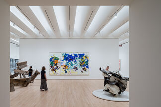 The Doris and Donald Fisher Collection, installation view