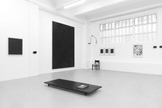 Enrico Della Torre Paintings and a Selection of 20th Century Design Pieces, installation view