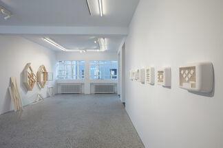 Rósa Gísladóttir: Medium of Matter, installation view