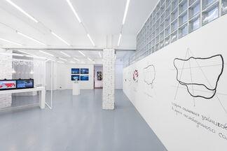 ICE LABORATORY, installation view