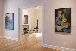Art Brenner - Action Paintings, installation view
