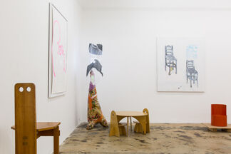Wrap Your Arms Around Me, installation view