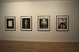 Jiang Jian - Archives on Orphans, installation view
