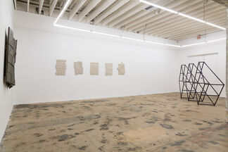 Emmett Moore: Fracture, installation view
