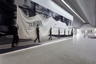 In the Heart of the Country, installation view