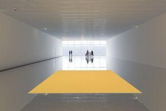 Kimsooja - To Breathe, Centre Pompidou-Metz, installation view
