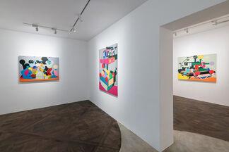 Gosha Levochkin (synthetic reality), installation view