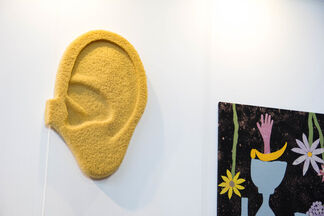 MORIA GALERÍA at arteBA 2019, installation view