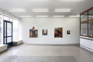 Hidden Beings. A solo exhibition by Sara-Vide Ericson, installation view