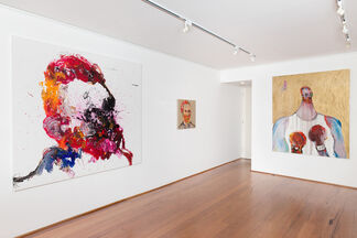 In Sanity We Trust, installation view