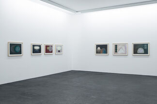 Kyung-Lim Lee »Echo of Geometry«, installation view