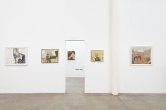 Dietrich Burger - COVER ME, installation view