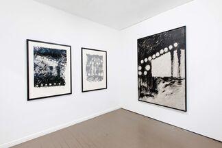 Christoph von Weyhe, installation view