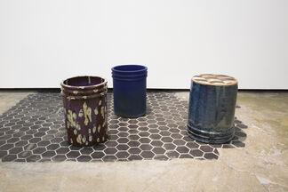 Torsos & Buckets, installation view