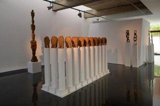 Doru Covrig - A l'age du bronze: 1999 - 2008, installation view