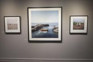 Benjamin Rasmussen + Jon Tonks, installation view