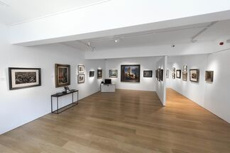 The Romantic Impulse: British Neo-Romantic Artists at Home & Abroad 1935-1959, installation view