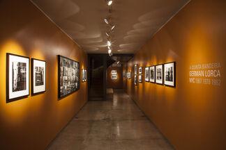 German Lorca - A Quinta Bandeira, New York City, installation view