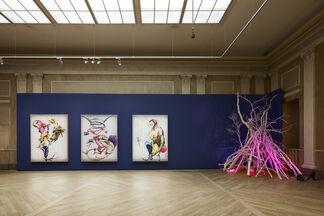 Ulf Rollof – Källan, installation view