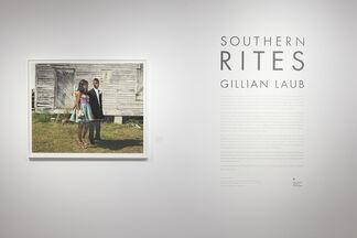 "Gillian Laub ""Southern Rites"", installation view"