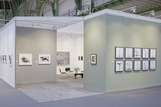 Pace/MacGill Gallery at Paris Photo 2017, installation view