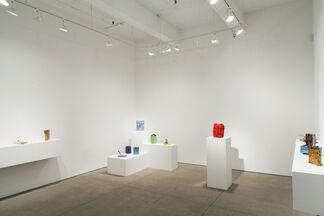 Barton Benes: Books, installation view