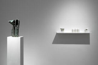 Carole Hodgson - Retrospective, installation view