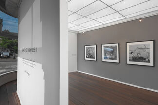 The Beauty of Darkness II, installation view
