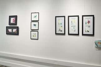 Essential: Art in Quarantine - Gallery Takeover by Whitney Pintello, installation view