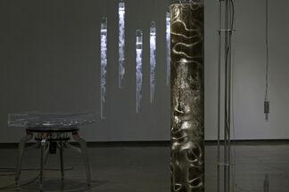 Yunchul Kim: Gyre, installation view