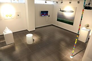 Sensorial Immunity, installation view