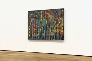 Gabriel Hartley - Reliefs, installation view