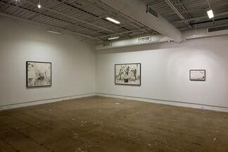 Michael Bise: Epilogues, installation view