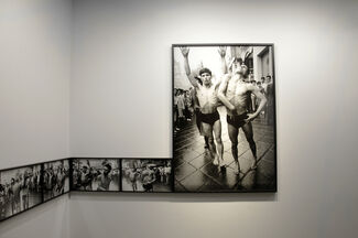 Dance Happening, Tokyo 1961, installation view