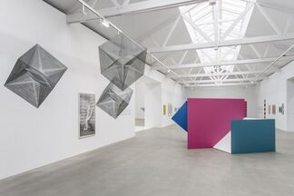 Galerie Thaddaeus Ropac at Paris Gallery Weekend 2020, installation view
