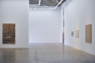 Line. Field. Landscape, installation view