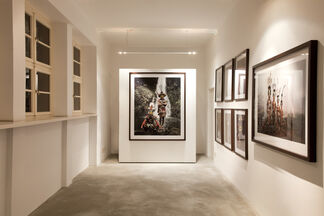 Before They Pass Away, installation view