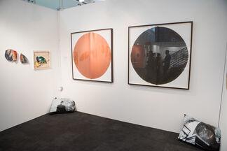 Joanna Bryant & Julian Page at London Art Fair 2018, installation view