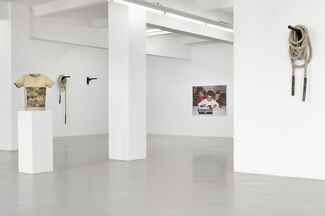 TIMO SEBER. TWITCH, installation view