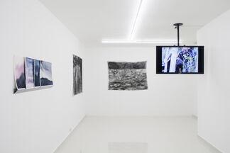 Ana María Millán   Hielo negro, installation view