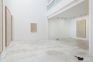 Luca Vitone - Homo Faber, installation view