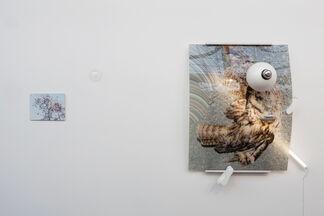 Kristof De Clercq at Art Brussels 2017, installation view