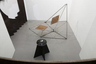 ALICE KÖNITZ : Dr. Gundula's Office, installation view