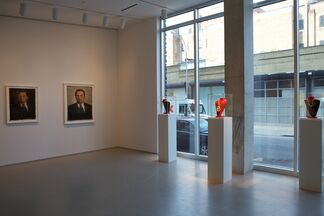 Lombard Freid Gallery: The Propeller Group: Lived, Lives, Will Live!, installation view