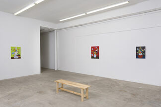 Wouter van Riessen | Variations on a Painting, installation view